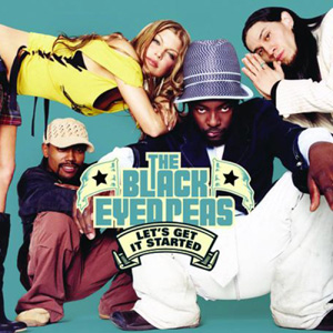 BLACK EYED PEAS - Let's Get It Started