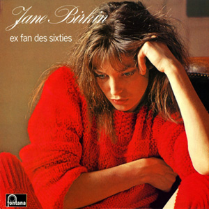 JANE BIRKIN - Ex-Fan Des Sixties