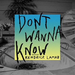 MAROON 5 - Don't Wanna Know (Remix)