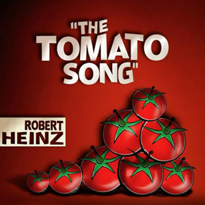 ROBERT HEINZ - The Tomato Song
