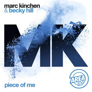 MK & BECKY HILL - Piece Of Me