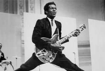 Chuck Berry, pionnier du rock, est décédé cette nuit