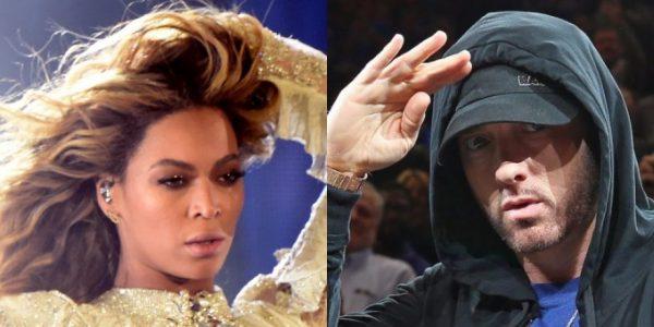 Eminem balance le premier single de son nouvel album, en feat avec Beyoncé !