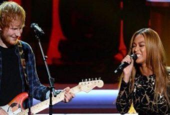 Ed Sheeran annonce un featuring avec Beyoncé !