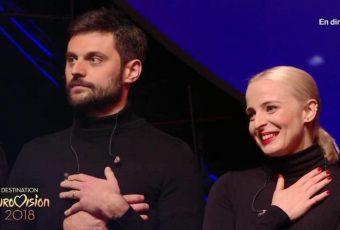 Découvrez Madame Monsieur, le duo français pour l'Eurovision 2018 !
