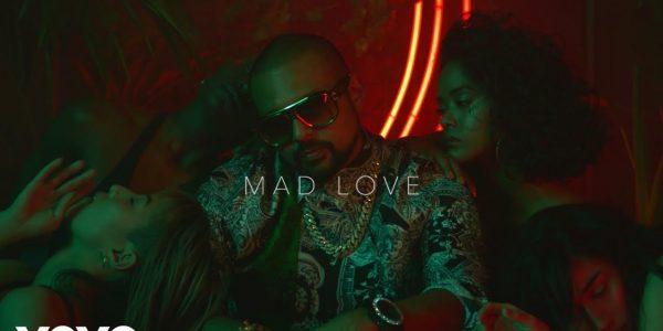"David Guetta et Sean Paul débarquent avec ""Mad Love"" !"