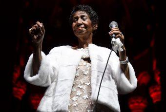Aretha Franklin est hospitalisée et gravement malade
