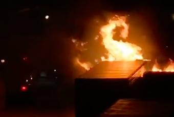 Un incendie à Coachella se déclare dans les douches du festival