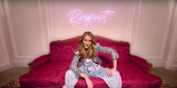 Pub L'Oréal 2019 : Céline Dion reprend la musique Respect