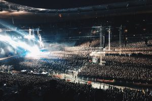 Metallica chante Johnny Hallyday au Stade de France