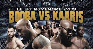 Combat Booba Kaaris : le 30 novembre en Suisse