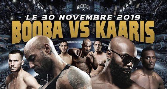 Combat Booba Kaaris : On a le lieu et la date !